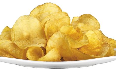Las patatas de bolsa costarán unos nueve céntimos más.