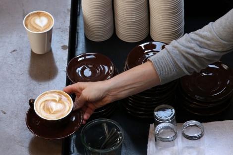 Existen diferentes opiniones sobre los efectos del café en el organismo. | Afp