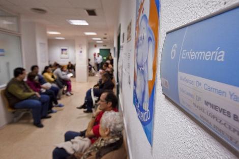 Ambulatorio de la Comunidad de Madrid. | El Mundo