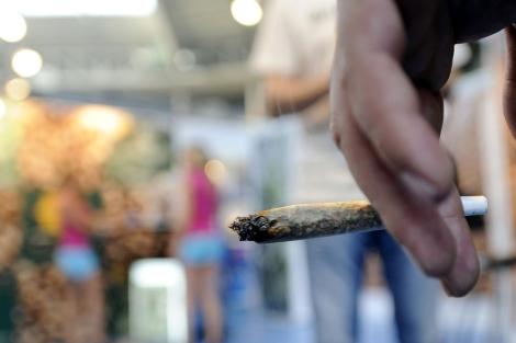 El cannabis es una de las drogas más consumidas. | J. Soriano