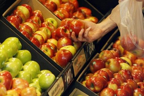 Las frutas y verduras son muy beneficiosas para la salud. | D. Muñoz