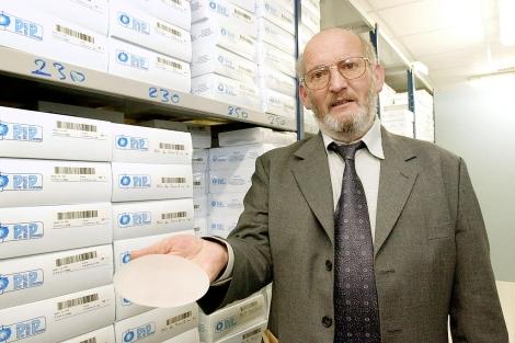 Jean-Claude Mas, en una foto de enero.   Ap