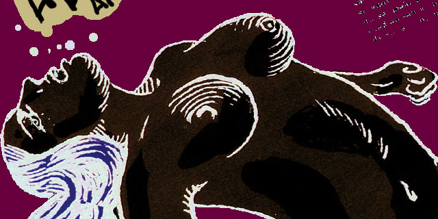 La actividad sexual disminuye con la edad las mujeres, pero no la satisfacción. | Ilustración de El Mundo
