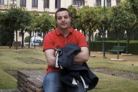 Hugo Pérez, en una imagen de archivo. | DKMS