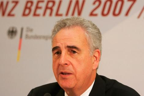 Michel Kazatchkine, en una imagen de 2007.   AFP