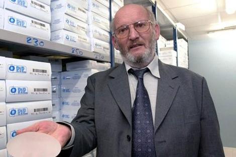 Jean-Claude Mas, fundador de PIP.   Afp