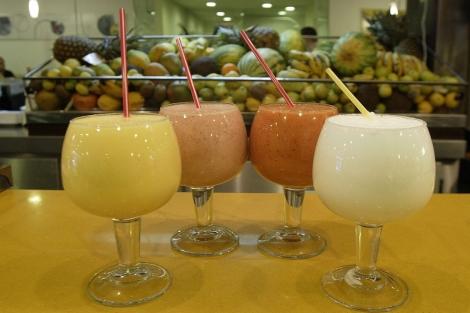 La frutosa se utiliza industrialmente en la elaboración de zumos y otras bebidas. | Julian Jaen
