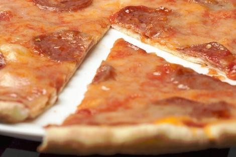 Los alimentos procesados suelen contener un alto nivel de sal. | José Ramón Aguirre