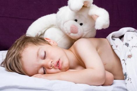 Un niño durmiendo. | El Mundo