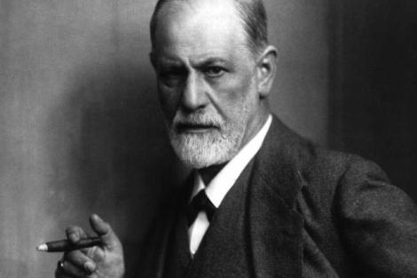 Fotografía del padre del Psicoanalisis. | Reuters