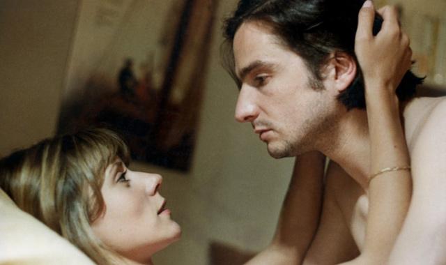 Fotograma de la película 'El amor en fuga', de Truffaut.