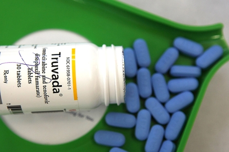 El medicamento Truvada.| Justin Sullivan