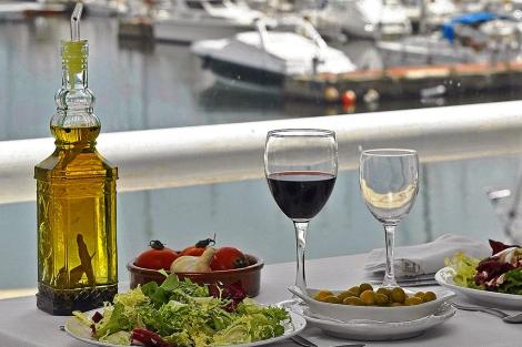 Alimentos de la dieta mediterránea   Reuters