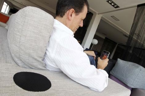 El sedentarismo es cada más frecuente en la sociedad moderna. | José Cuéllar