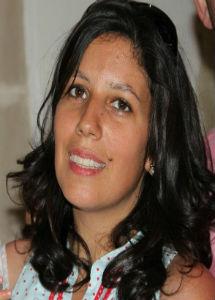 Ysabel Álverez. Madre sorda de un hijo oyente.