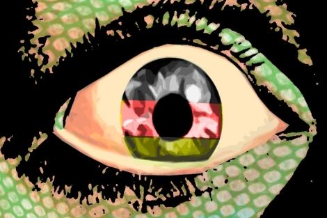 Tengo molestia ojo izquierdo significado