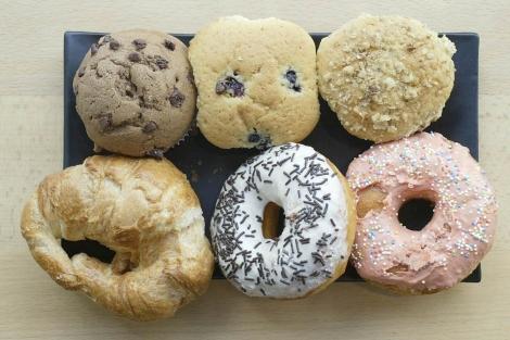 La bollería es uno de los productos con más grasas. | B. Cordón