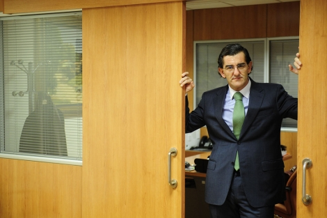 Juan Abarca, secretario general de la Fundación IDIS. | Bernardo Díaz