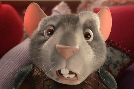 Fotograma de la película ' Pérez 2, El ratoncito de tus sueños'.