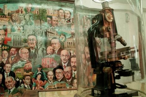 Museo de Medicina de la Universidad del País Vasco.   Carlos García