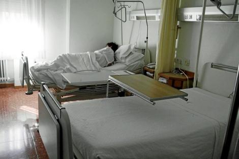 Muchos pacientes terminales requieren de cuidados paliativos.   El Mundo
