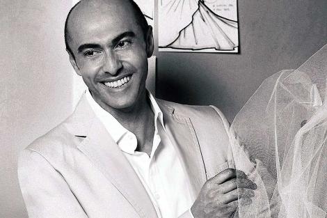 El fallecido diseñador Manuel Mota en su estudio de Barcelona.| Grupo Singular
