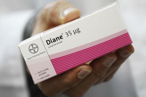 Medicamento para el hirsutismo