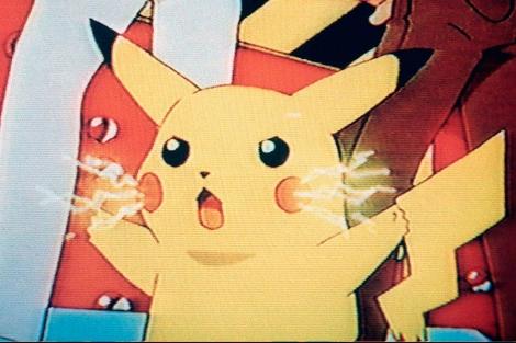 Una escena de 'Pokemon'