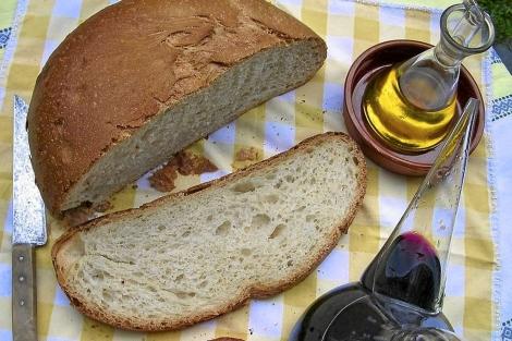 Alimentos que forman parte de la dieta mediterránea