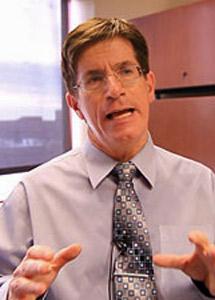 El doctor John Wagner.| EM
