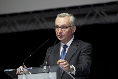 José Baselga, durante un acto en Barcelona.