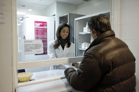 Imagen de farmacia hospitalaria