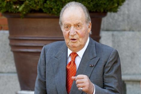 Fotografía de archivo del rey Juan Carlos. | Efe
