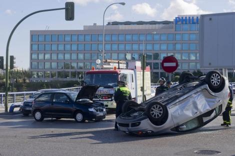 El sueño podría estar tras muchos accidentes. | Gonzalo Arroyo
