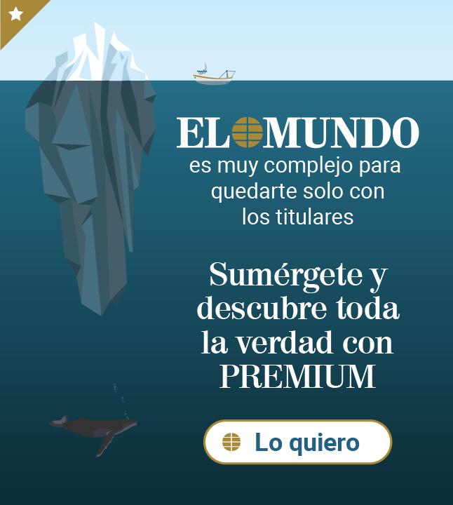 Sumérgete y descubre toda la verdad con EL MUNDO Premium.