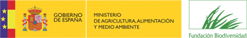 Fundación Biodiversidad. Gobierno de España. Ministerio de Agricultura, Alimentación y Medio Ambiente