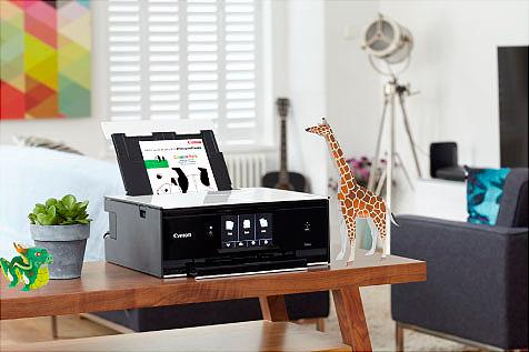 PIXMA,  impresoras para descubrir tu potencial creativo
