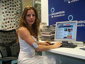 Elmundoes Encuentro Digital Con Miryam Gallego