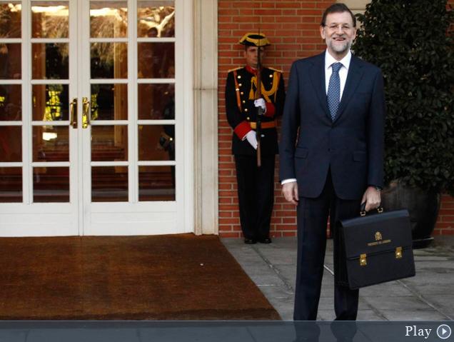La investidura de Rajoy, en directo