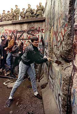 Elmundo Es El Muro Que Dividió Europa