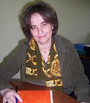 Belén Ruiz Mezcua, directora técnica del CESyA