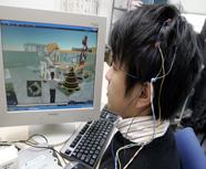 Demostración del experimento llevado a cabo por la Universidad Keio de Japón