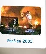 Pasó en 2003