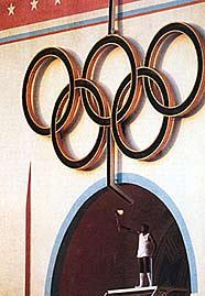Imagen de los Juegos Olímpicos de Nueva York
