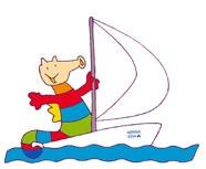 Imagen de la mascota paraolímpica