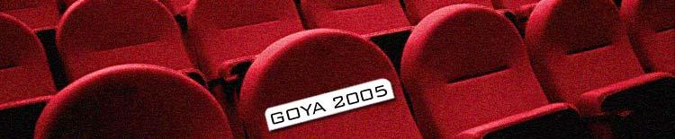 ENTRAR - GOYA 2005