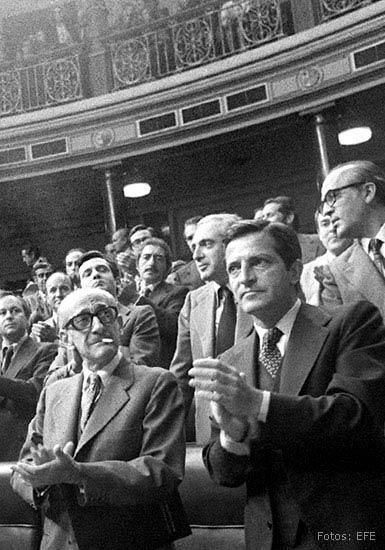 15J - 30 años de democracia en España