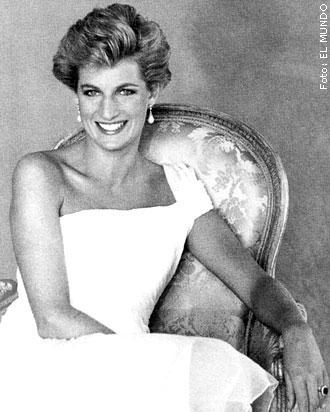 Fotografía de Lady Diana