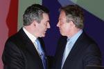 El relevo de Tony Blair