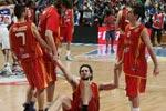 Eurobasket: Oro roto
